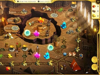 12 Labours of Hercules 5: Kids of Hellas Collector's Edition - Screen 2