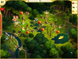 12 Labours of Hercules IV - Mother Nature CE - Screen 1