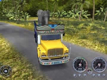 18 Wheels of Steel Extreme Trucker 2 - Screen 1