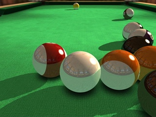 3D Pool - Billiards & Snooker - Screen 1
