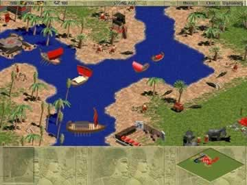Age of Empires - Screen 2