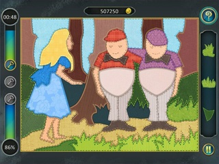 Alice's Patchwork 2 - Screen 1