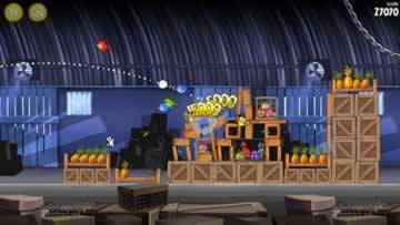 Angry Birds Rio - Screen 2