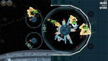 Angry Birds Star Wars - Screen 2