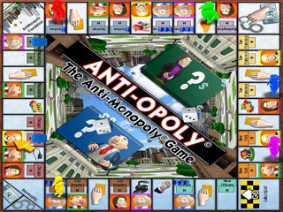 Anti-Opoly: The Anti-Monopoly Game - Screen 1