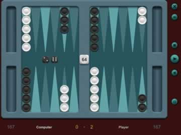 Backgammon Classic - Screen 2