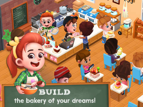 Bakery Story 2 - Screen 1