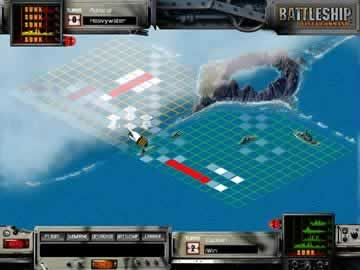 Battleship Fleet Command - Screen 1