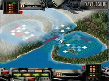 Battleship Fleet Command - Screen 2