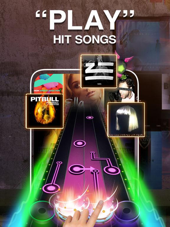 Beat Fever: Music Tap Rhythm Game - Screen 1