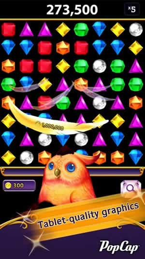Bejeweled Blitz - Screen 1