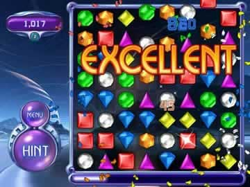 Bejeweled 2 Deluxe - Screen 1