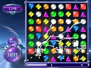 Bejeweled 2 Deluxe - Screen 2
