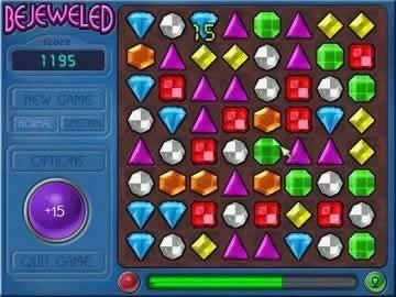 Bejeweled Deluxe - Screen 2