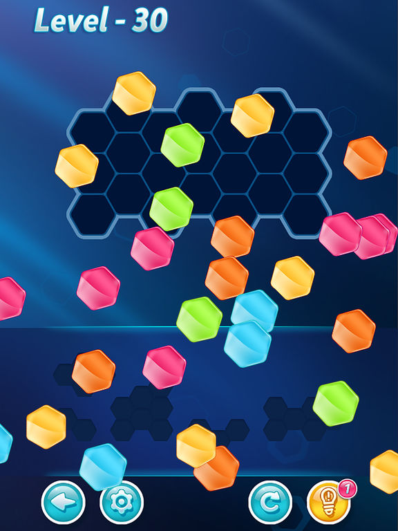 Block! Hexa Puzzle - Screen 2