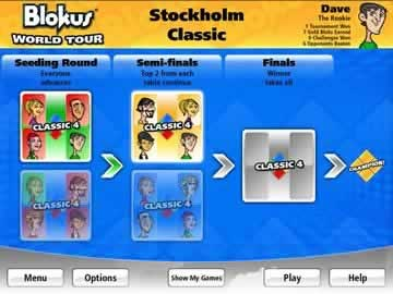 Blokus World Tour - Screen 2