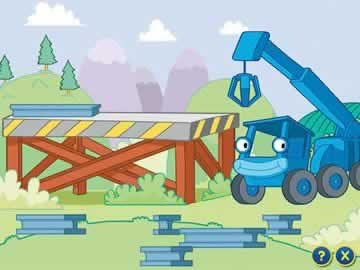 Bob the Builder: Can Do Carnival - Screen 1