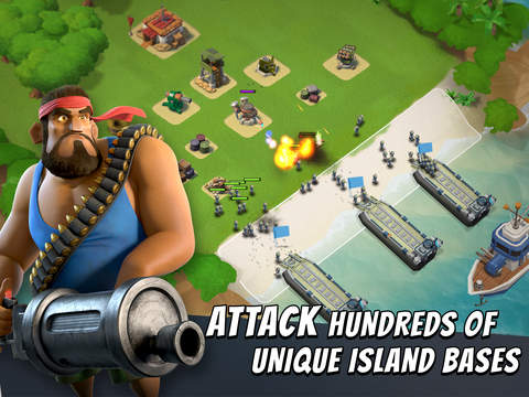 Boom Beach - Screen 1