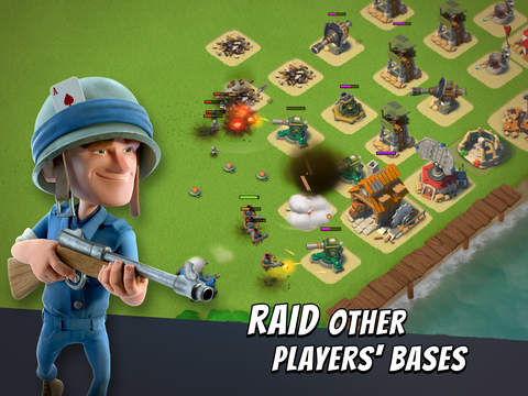 Boom Beach - Screen 2