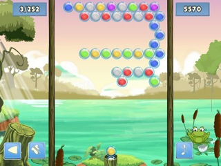 Bubble Shooter Adventures - Screen 1