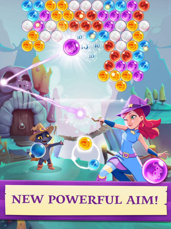 Bubble Witch 3 Saga - Screen 2