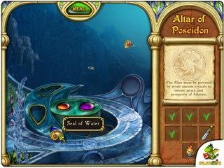 Call of Atlantis: Treasures of Poseidon Collector's Edition - Screen 2