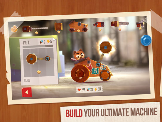 CATS: Crash Arena Turbo Stars - Screen 1