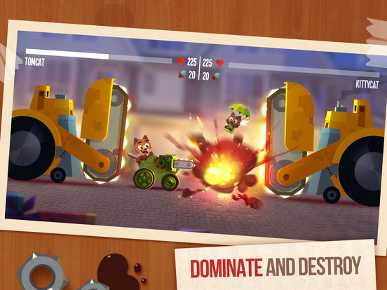 CATS: Crash Arena Turbo Stars - Screen 2