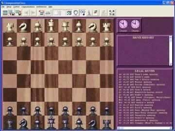 Championship Chess - Screen 1