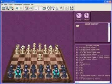 Championship Chess - Screen 2