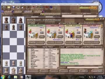Chess Rally - Screen 1