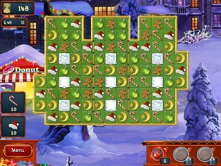 Christmas Puzzle 3 - Screen 2
