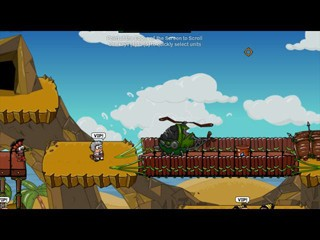 City Siege: Faction Island - Screen 1