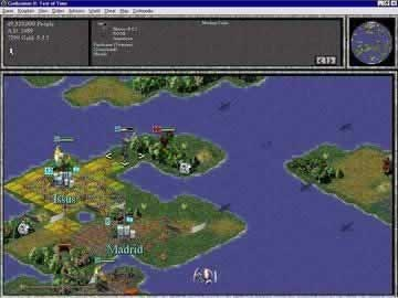 Civilization 2: Test of Time - Screen 2