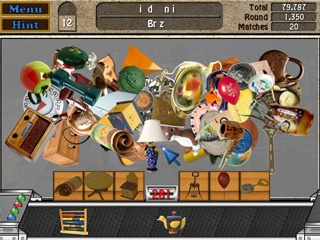 Clutter Super Pack - Screen 1