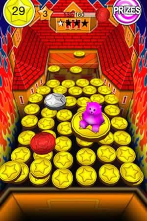 Coin Dozer - Screen 1