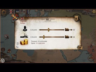 Colonial Conquest - Screen 2