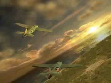 Combat Wings Pacific Heroes - Screen 2