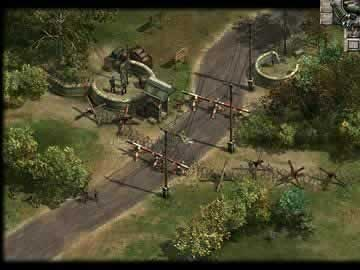 Commandos Beyond the Call of Duty - Screen 1