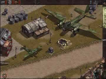 Commandos Beyond the Call of Duty - Screen 2