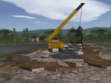 Construction Destruction - Screen 2