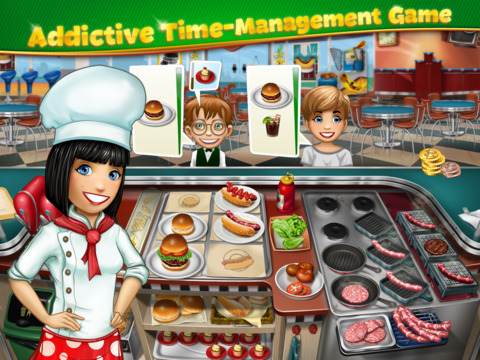 Cooking Fever - Screen 1