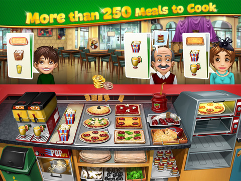 Cooking Fever - Screen 2