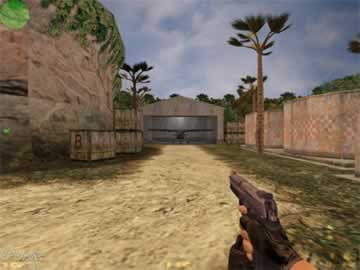 Counter Strike v1.6 - Screen 2