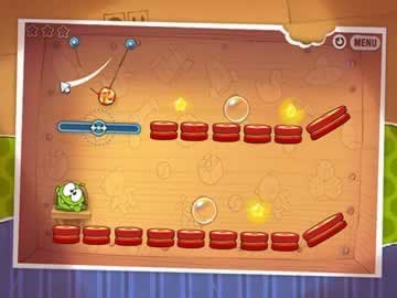 Cut the Rope - Screen 1