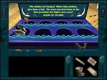 Nancy Drew - Danger on Deception Island - Screen 2