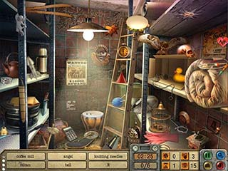 Dark Asylum: Mystery Adventure - Screen 2