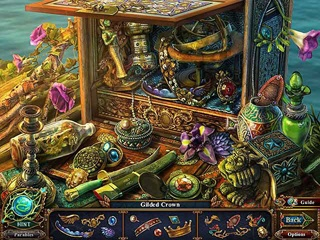 Dark Parables: Jack and the Sky Kingdom Collector's Edition - Screen 1