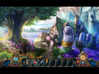 Dark Parables: Queen of Sands Collector's Edition - Screen 2