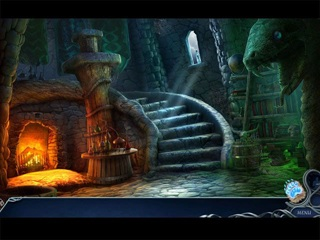 Dark Realm: Princess of Ice Collector's Edition - Screen 1